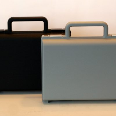 Black Silver Cases
